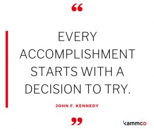 John F. Kennedy - Try