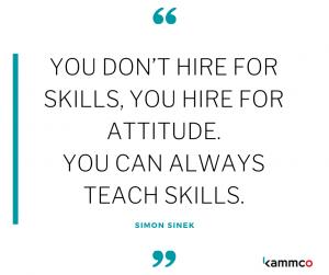 Simon Sinek - Attitude vs Skills