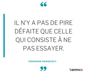 Theodore Roosevelt - Essai